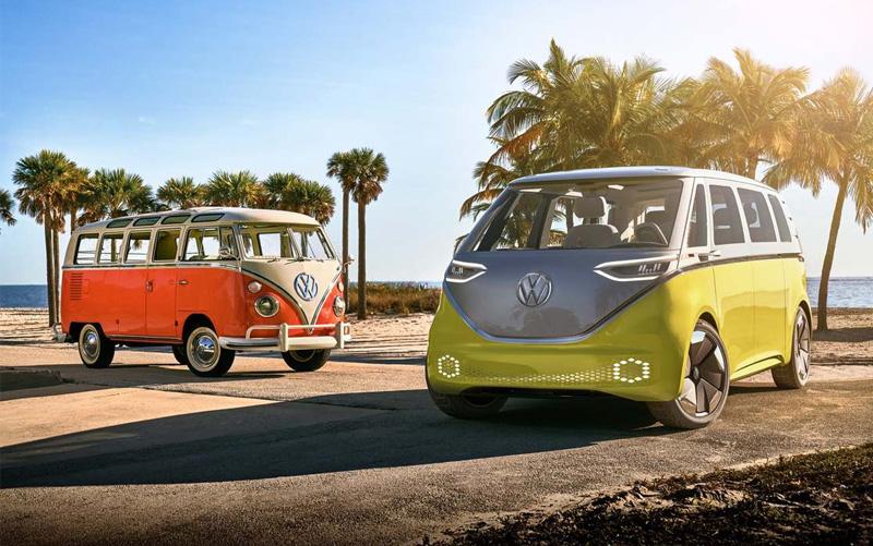 Nouveau combi VW